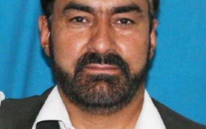 اسلامی تحریک پاکستان کے رکن اسمبلی کیپٹن(ر) شفیع خان نئے قائد حزب اختلاف اسمبلی منتخب