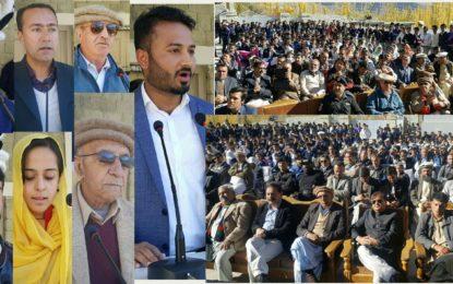 عوامِ گلگت بلتستان نے بے سرو سامانی کے عالم میں علاقے کو ڈوگرں سے آزاد کیا،  ڈی سی ہنزہ