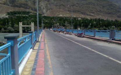 غذر: سلپی پل کی تعمیر سے عوام کو کرایہ میں ریلیف نہ مل سکا