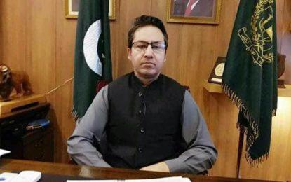 شمس میر نے گلگت بلتستان بورڈ آف انویسمنٹ کے عہدے سے استعفی دیدیا، کابینہ میں مشیر کے طور پر شامل ہو نے کا امکان