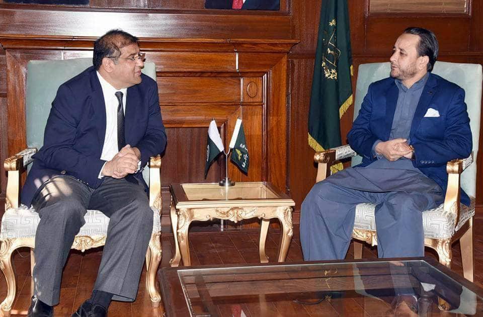 ہز ہائنس پرنس کریم آغا خان کی امت مسلمہ ، پاکستان اورگلگت بلتستان کیلئے خدمات قابل قدر ہیں، وزیر اعلی گلگت بلتستان