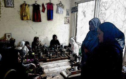 دیامر کی خواتین عزم و ہمت کی عظیم مثال، تعلیم و تربیت کا فقدان