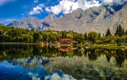 گلگت بلتستان سیاحوں کی جنت
