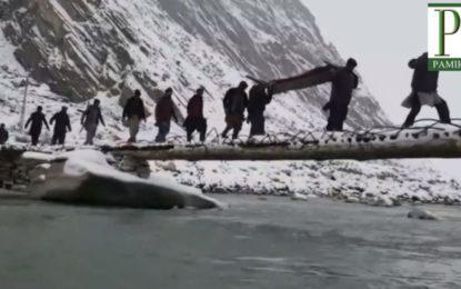 برف باری کے بعد وادی باشہ اور برالدو کے لیے رابطہ سڑکیں بند، نظام زندگی مفلوج