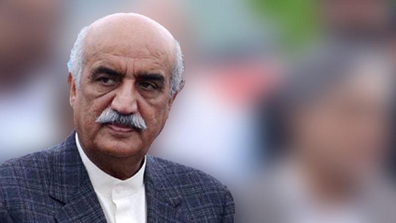 گلگت بلتستان اور آزاد کشمیر سمیت پورے ملک میں ایک ساتھ انتخابات کروانے کا مطالبہ کیا ہے۔ قائد حزب اختلاف سید خورشید شاہ