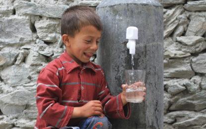 کیا گلگت بلتستان میں عوام کو فراہم کیا جانے والا پانی جراثیم سے پاک ہے؟
