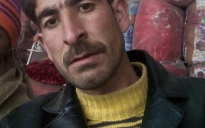 غذر: داماس کے رہائشی محمد اقبال نے کئی کنال زمین فٹبال سٹیڈیم کے لئے مفت وقف کردی