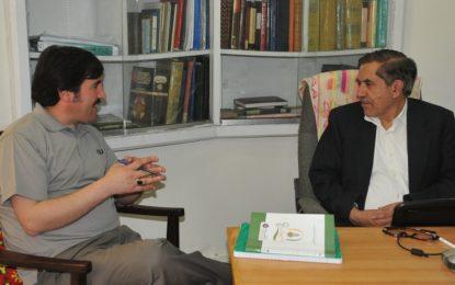 ڈاکٹر عزیز اللہ نجیب اور ''کتاب المعارف''