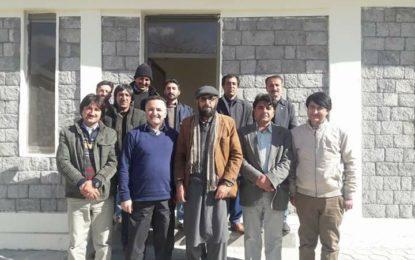 یعقوب طائی غذر پریس کلب اور راجہ عادل غیاث یونین آف جرنلسٹس کا صدر منتخب، سیاسی رہنماوں کی طرف سے مبارکباد