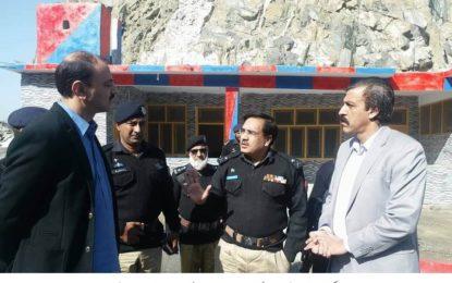 چلاس: تمام داخلی اور خارجی راستوں پر سیکیورٹی الرٹ رکھی جائے، سیکریٹری داخلہ