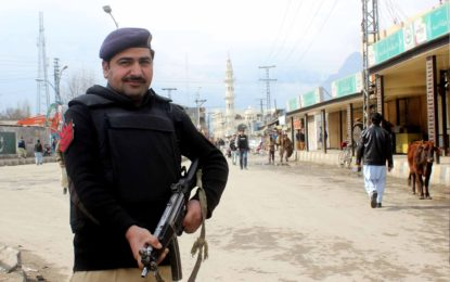 سیکیورٹی صورتحال:گلگت شہر میںمشکوک افرادکے خلاف کاروائیاں جاری، 13 افراد علاقہ بدر
