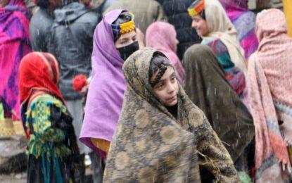 چترال میں بارش اور برفباری کا سلسلہ، کیلاشی چرواہا پہاڑ پر سے گر کر جان بحق ہوگیا