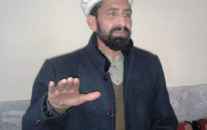 پروفیسر ایسوسی ایشن پروفیسروں کے حقوق کی محافظ ہے ۔ ارشاد احمد شاہ