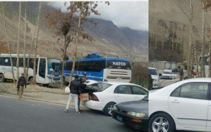 علی آباد ہنزہ کے مرکزی بازار سے نیٹکو اور نجی ٹرانسپورٹ کمپنیوں کے بس اڈوں کا خاتمہ