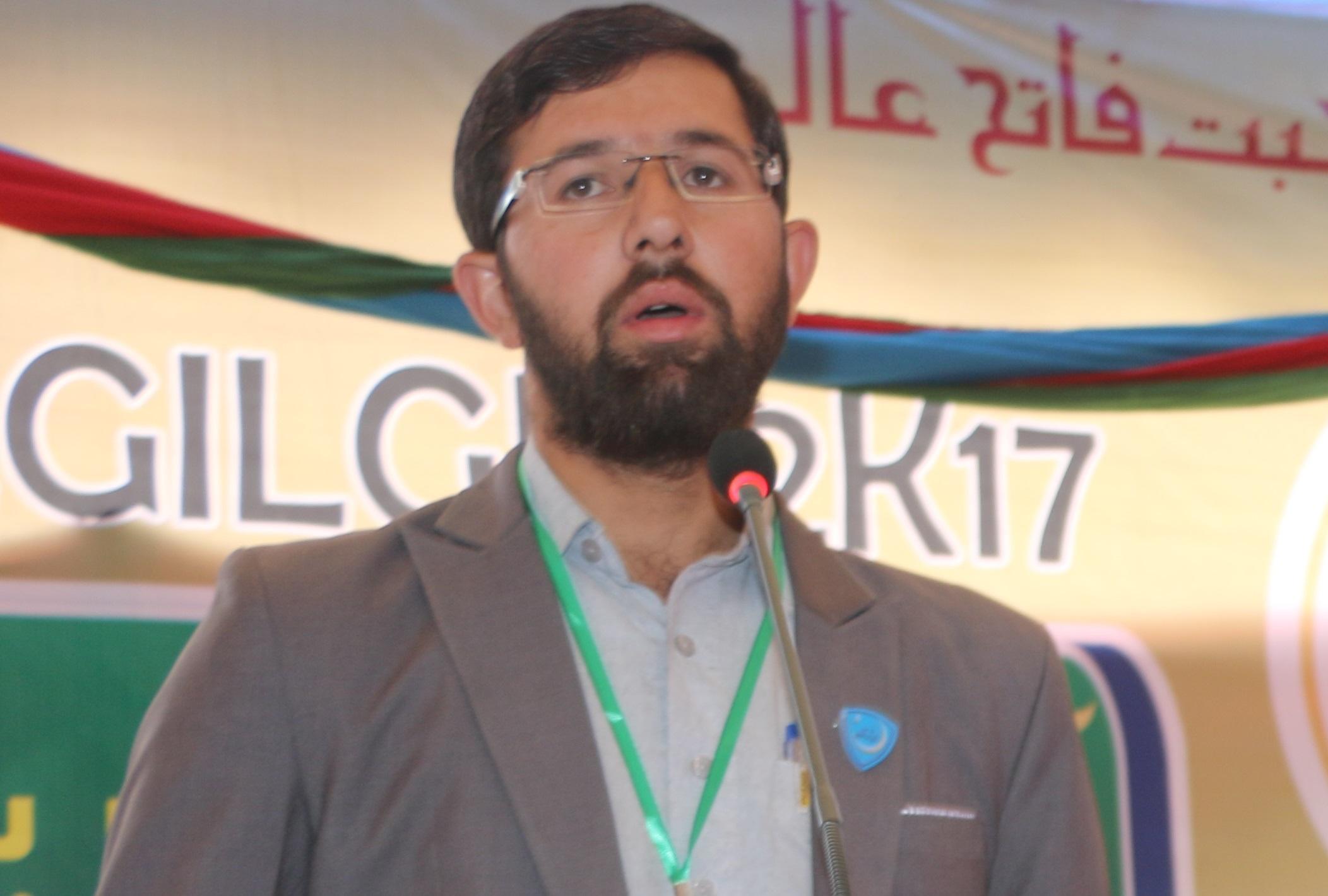 سعید الرحمن ناظم منتخب جبکہ منظور عالم معتمد (سیکریٹری ) اسلامی جمعیت طلبہ گلگت مقرر