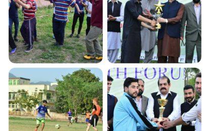 اسلام آباد: چترال یوتھ فورم نے چترال اور گلگت کے نوجوانوں اور ملازمت پیشہ افراد کے لئے تین روزہ سپرنگ بلوسم فیسٹیول کا انعقاد کیا