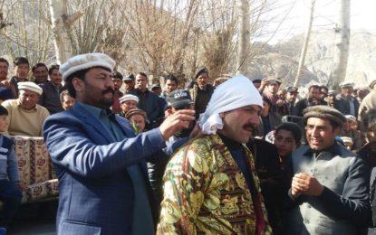 پاک فوج کی وجہ سے گلگت بلتستان سمیت پاکستان بھر میںامن کا قیام ممکن ہو سکا، وزیر اعلی کے مشیر غلام محمد کا یاسین میںثقافتی تقریب سے خطاب