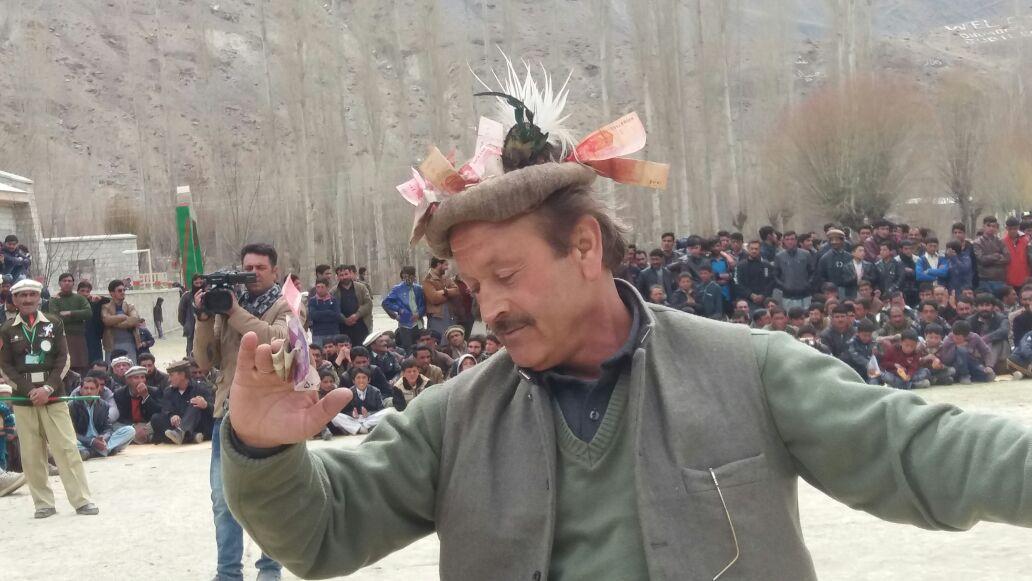تحصیل یاسین میںجشن نوروز شاندار طریقے سے منائی گئی، ثقافتی پروگرامز کا انعقاد