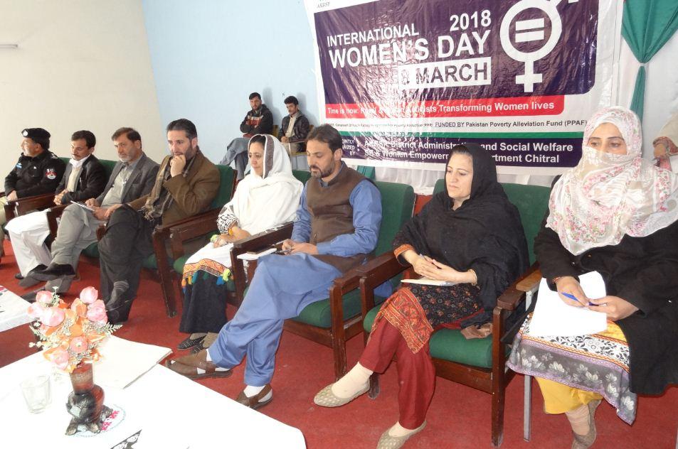 چترال میں خواتین کی خودکشیوں کے بڑھتے ہوے واقعات پر شدید تشویش کا اظہار، اصلاح احوال کا مطالبہ