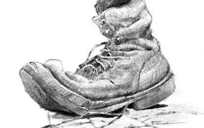 جوتے –  قسط دوم