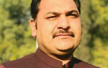 فیض اللہ فراق نظریہ پاکستان فورم کے صوبائی چیف آرگنائزر مقرر