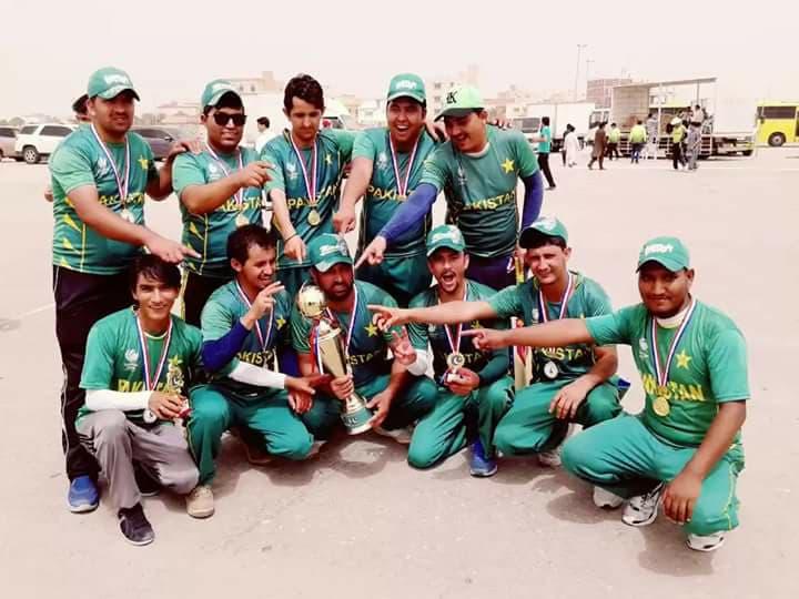 سعودی عرب میںمقیم نوجوانوں نے بلتستان سپر لیگ کرکٹ ٹورنامنٹکا انعقاد کیا