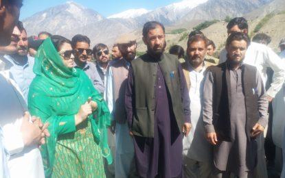 وزیراعلی گوہر آباد کو تحصیل کا درجہ دینے کا اعلان کریں گے، ثوبیہ مقدم