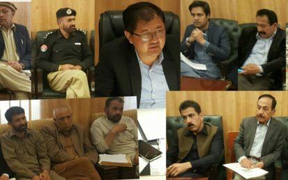 وزیر اعلی کا دورہ ہنزہ: انتظامات مکمل، ناصر آباد، علی آباد میںکھلی کچہری،  اور گلمت میں عوامی جلسے سے خطاب کریں گے