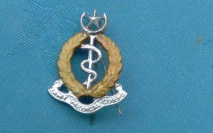شگر کے تین ہونہار سپوت پاکستان آرمی کی میڈیکل کور میں ایک ساتھ بطور کیپٹن ڈاکٹرز شامل ہوگئے