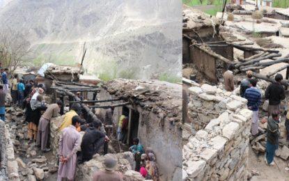 شگر میںآتشزدگی کا سانحہ، ایک ہی خاندان کے پانچ افراد جھلس کر لقمہ اجل بن گئے، ضلعی انتطامیہ نے سوگ کا اعلان کردیا