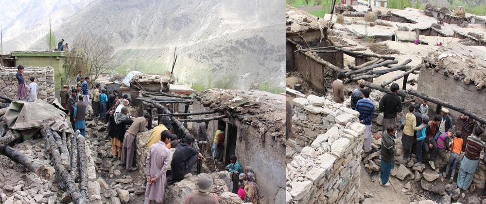 سانحہ ڈوکو باشہ کے متاثرین کے لئے امدادی پیکج اور شگر میںریسکیو 1122، فائر بریگیڈ کے قیام کا مطالبہ