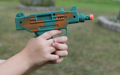 ضلع گلگت بھر میں ہتھیار نما کھلونوں کی خریدوفروخت پر پابندی عائد