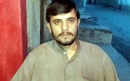 چترال فیض آباد ہون سے تعلق رکھنے والے منظور احمد نے جمعہ کے مجمع میں منشیات فروشی سے توبہ کرلیا