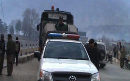 تسر پولیس سٹیشن  گاڑی سے محروم، تین یونین کونسلز کے عوام کی حفاظت کیسے ممکن ہو؟