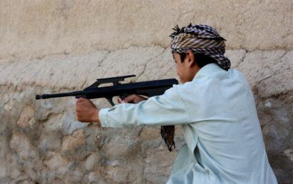 چھلت ٹاون اور نگر کے دیگر علاقوںمیں اسلحے کی شکل کے کھلونے فروخت کرنے پر پابندی