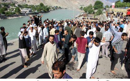سیاسی رہنماوںکے خلاف پولیس تشدد قابلِمذمت ہے، سید نصیر رہنما عوامی ایکشن کمیٹی دیامر