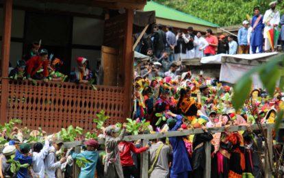 کیلاش قبیلے کا چار روزہ جشن چیلم جوشٹ احتتام پذیر