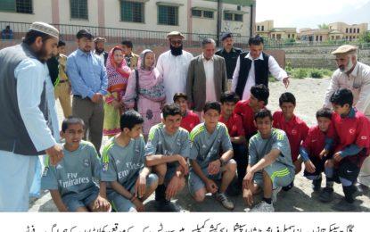 سپیشل ایجوکیشن کمپلیکس گلگت میں ہفتہ کھیل کا انعقاد