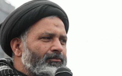 حکومت گلگت بلتستان علاقائیت اور فرقہ واریت کو ہوا دیکر کالا قانون نافذ کرنا چاہتی ہے، آغاعلی رضوی