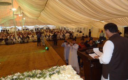 وزیر اعظم کا دورہ چترال منسوخ، مقامی ایم اے نے منصوبوں کا افتتاح کیا