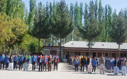 ہائی سکول ہاتون غذر میں ہفتۂ کھیل کی اختتامی تقریب منعقد