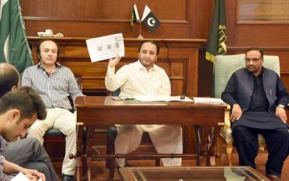 پہلی مرتبہ گلگت بلتستان کے شہریوں کو پاکستان کا شہری تسلیم کیا گیا ہے، وزیر اعلی