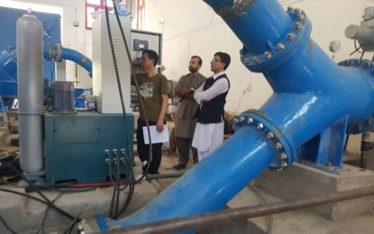 تھک فیز تھری سے بجلی کی فراہمی شروع