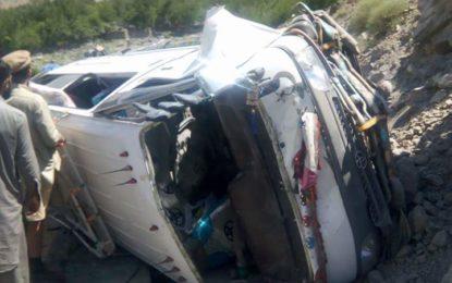 مختلف ٹریفک حادثات میں چار افراد زخمی