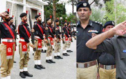 گلگت بلتستان پولیس کے نئے آئی جی ثنا اللہ عباسی نے چارج سنبھال لیا
