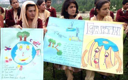 ہنزہ میں ماحول کا عالمی دن منانے کی تیاریاں