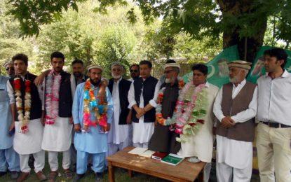 چترال مسلم لیگ (ن) کا گڑھ بن چکا، جیت مسلم لیگ(ن) کی ہوگی. شہزادہ افتخارالدین اور عبدالولی خان ایڈوکیٹ کا بیان
