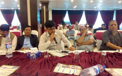 محکمہ سپیشل ایجوکیشن کو محکمہ تعلیم سے الگ کیا جائے، ارشاد کاظمی
