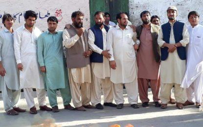 نواز شریف، مریم اور صفدر کے خلاف فیصلہ نامنظور، چلاس میںمتوالوںکا احتجاج