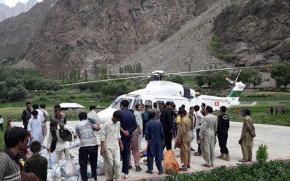 امدادی کاروائیوں سے مطمعن ہیں، مستقل آباد کاری کے لئے اقدامات اُٹھائے جائیں، متاثرین بدصوات اشکومن